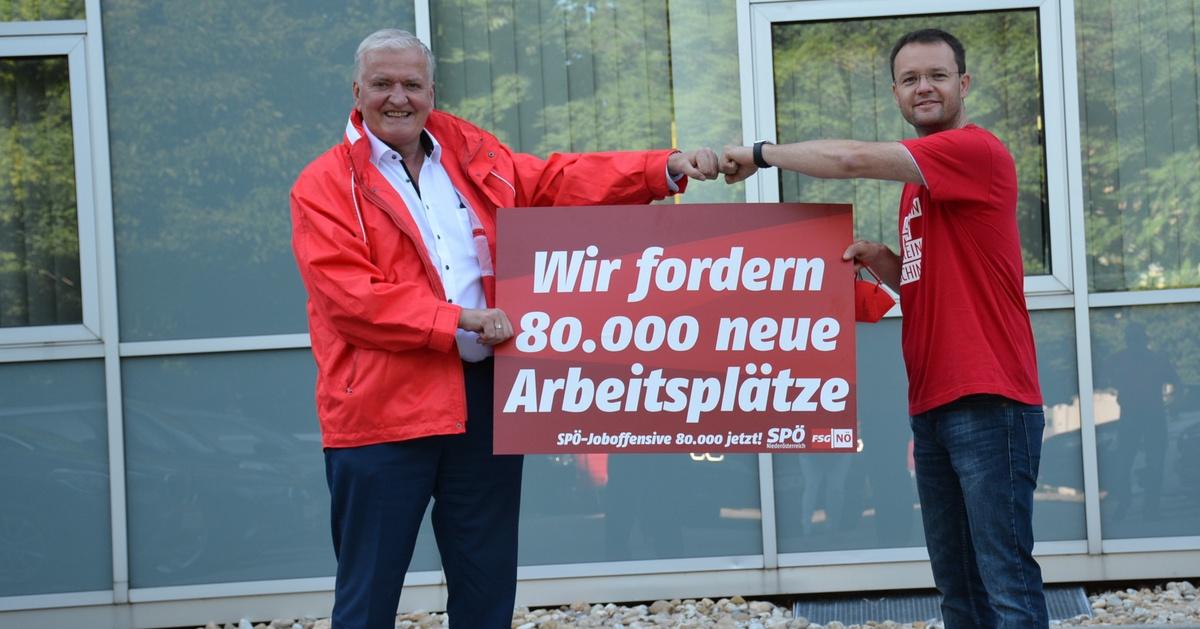 - © SPÖ/Krakhofer